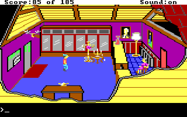 King's Quest 2 Screenshot Wallpaper 61