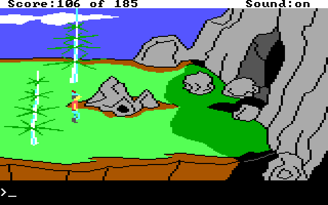 King's Quest 2 Screenshot Wallpaper 66