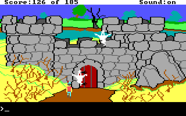 King's Quest 2 Screenshot Wallpaper 71