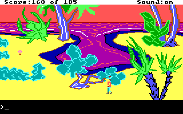 King's Quest 2 Screenshot Wallpaper 91