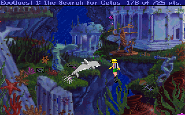 Eco Quest 1 CD Screenshot Wallpaper 30