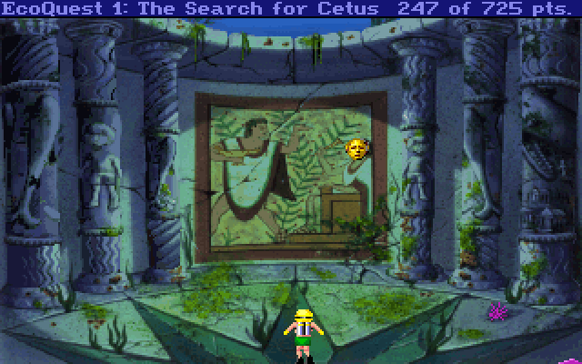 Eco Quest 1 CD Screenshot Wallpaper 40
