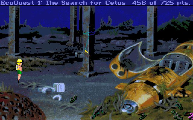 Eco Quest 1 CD Screenshot Wallpaper 61