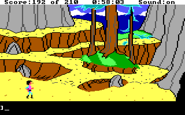 King's Quest 3 Screenshot Wallpaper 82