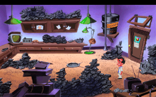 Leisure Suit Larry 5 Screenshot Wallpaper 30