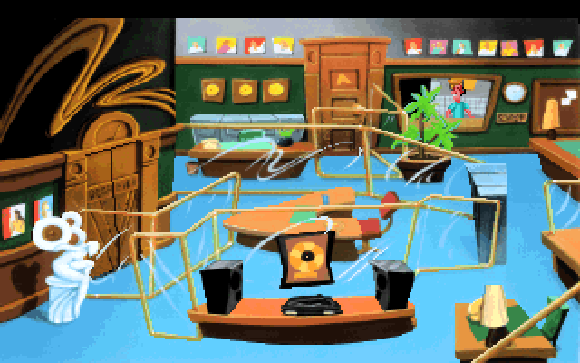 Leisure Suit Larry 5 Screenshot Wallpaper 90