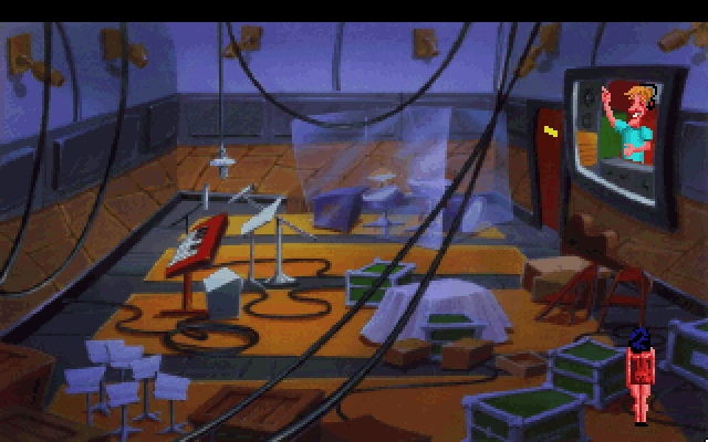 Leisure Suit Larry 5 Screenshot Wallpaper 92
