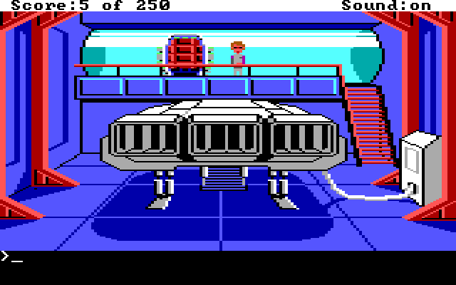 Space Quest 2 Screenshot Wallpaper 19