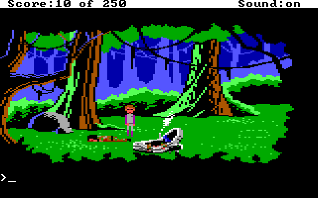 Space Quest 2 Screenshot Wallpaper 26