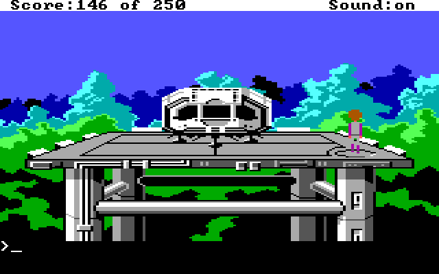 Space Quest 2 Screenshot Wallpaper 57