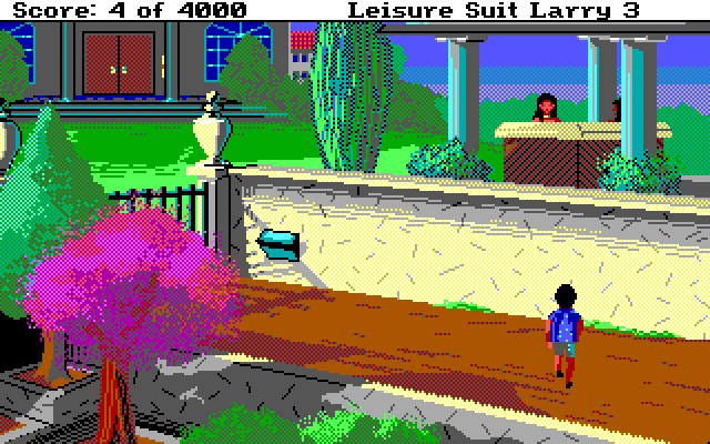 Leisure Suit Larry 3 Screenshot Wallpaper 19