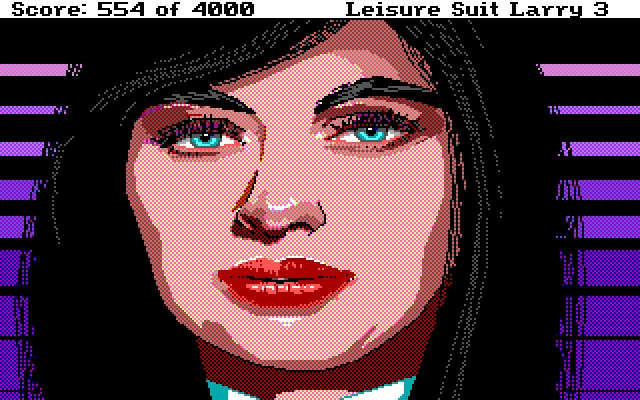 Leisure Suit Larry 3 Screenshot Wallpaper 45