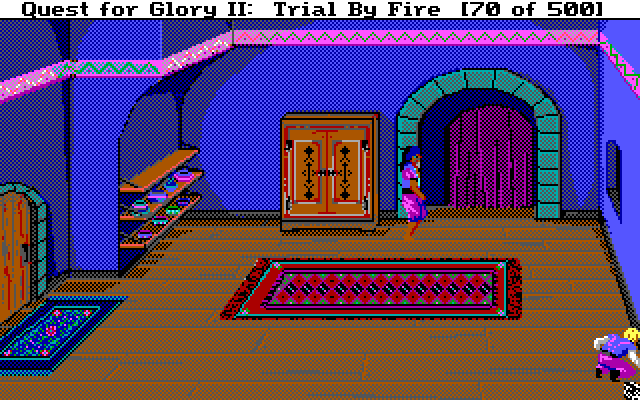 Quest for Glory 2 Screenshot Wallpaper 42