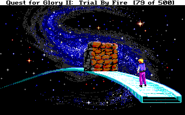 Quest for Glory 2 Screenshot Wallpaper 81