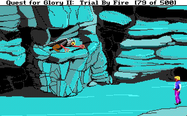 Quest for Glory 2 Screenshot Wallpaper 106