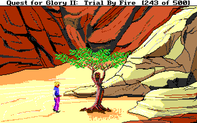 Quest for Glory 2 Screenshot Wallpaper 112