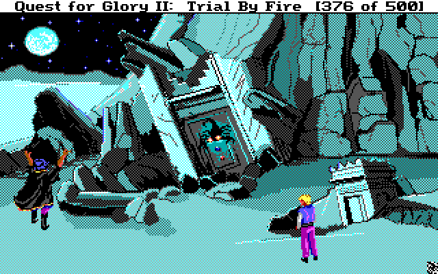 Quest for Glory 2 Screenshot Wallpaper 168