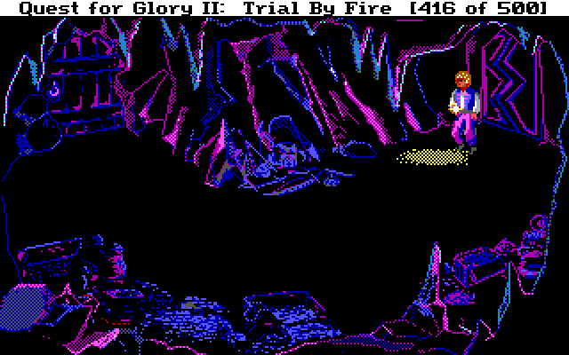 Quest for Glory 2 Screenshot Wallpaper 176