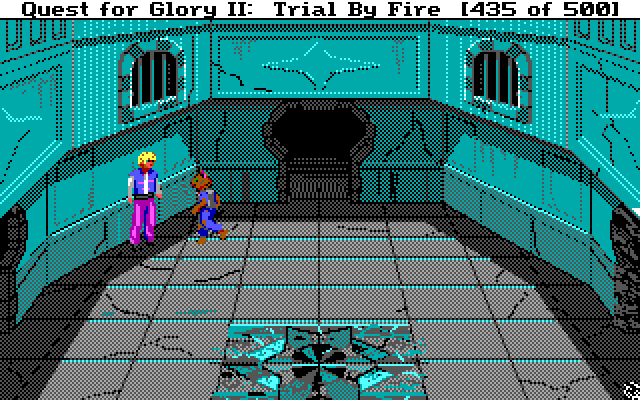 Quest for Glory 2 Screenshot Wallpaper 179