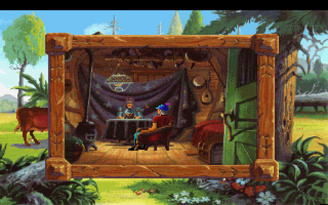 King's Quest 5 Screenshot Wallpaper 67