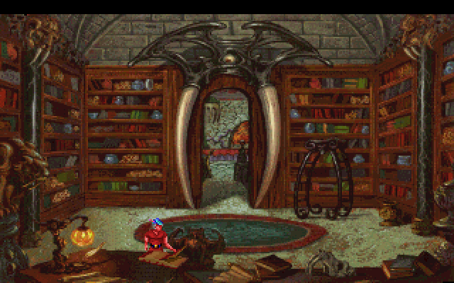 King's Quest 5 Screenshot Wallpaper 184