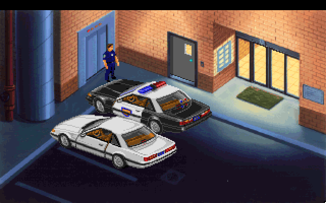Police Quest 3 Screenshot Wallpaper 28
