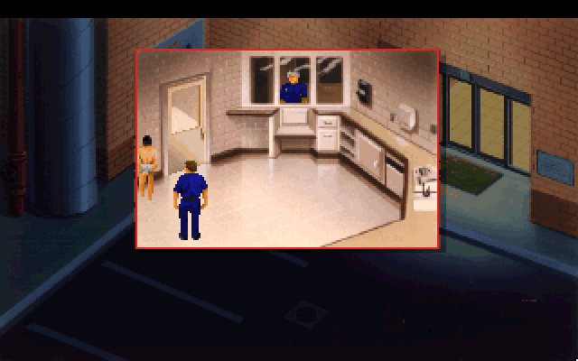 Police Quest 3 Screenshot Wallpaper 37