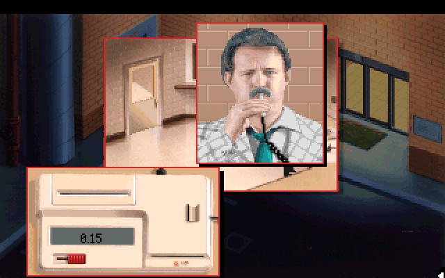 Police Quest 3 Screenshot Wallpaper 61