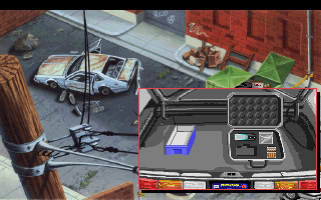 Police Quest 3 Screenshot Wallpaper 122