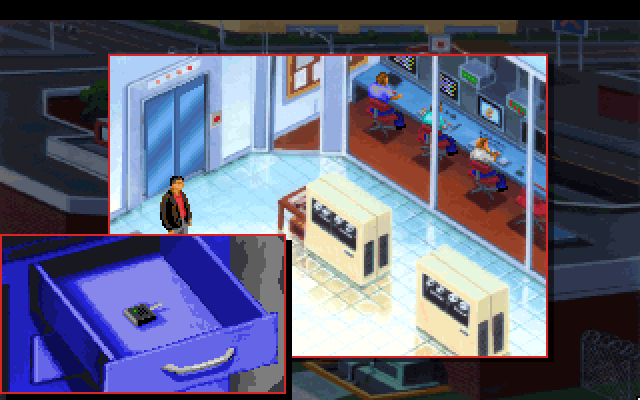 Police Quest 3 Screenshot Wallpaper 127