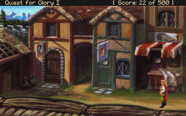 Quest for Glory 1 VGA Screenshot Wallpaper 25