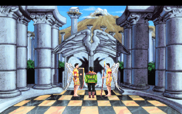 King's Quest 6 CD Screenshot Wallpaper 127