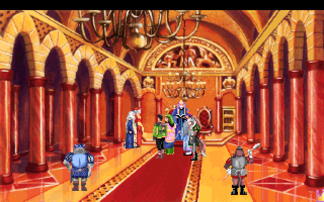 King's Quest 6 CD Screenshot Wallpaper 220