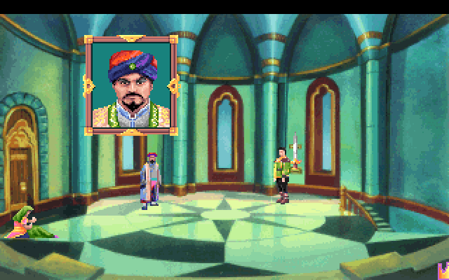 King's Quest 6 CD Screenshot Wallpaper 224