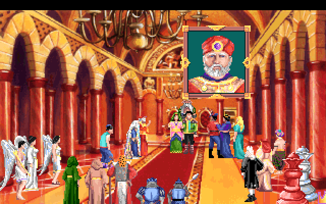 King's Quest 6 CD Screenshot Wallpaper 234