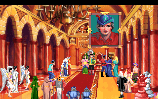 King's Quest 6 CD Screenshot Wallpaper 235