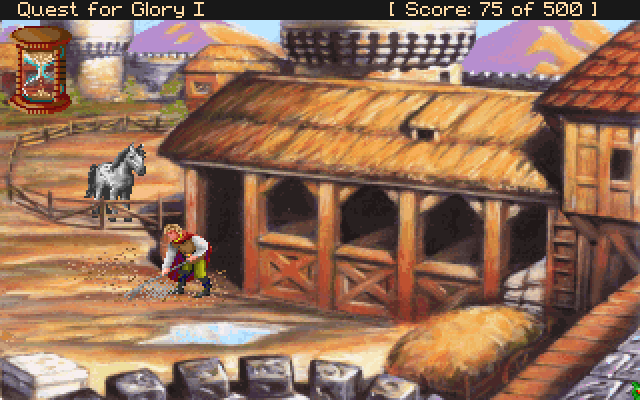 Quest for Glory 1 VGA Screenshot Wallpaper 53