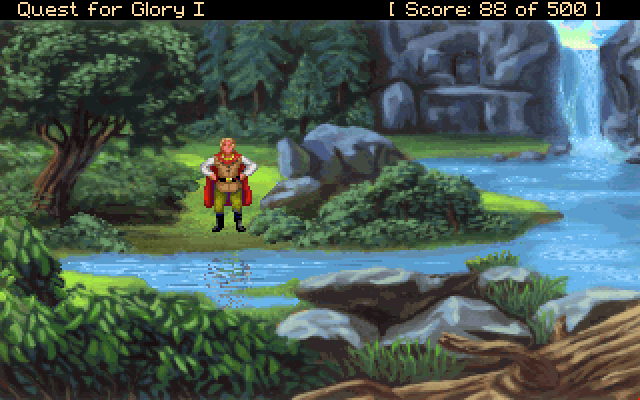 Quest for Glory 1 VGA Screenshot Wallpaper 61