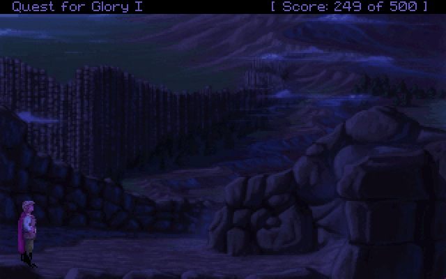 Quest for Glory 1 VGA Screenshot Wallpaper 71