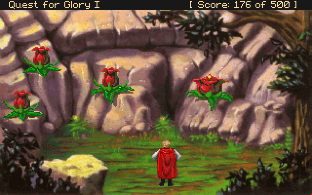 Quest for Glory 1 VGA Screenshot Wallpaper 84