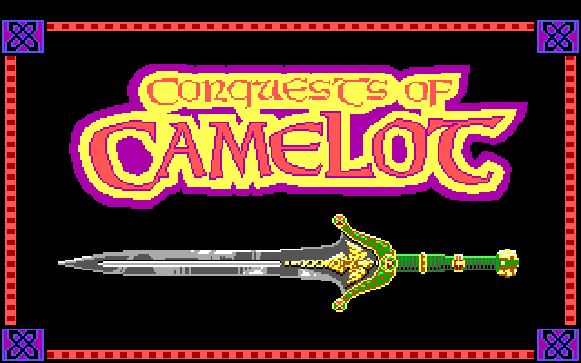 Conquests of Camelot Screenshot Wallpaper 1