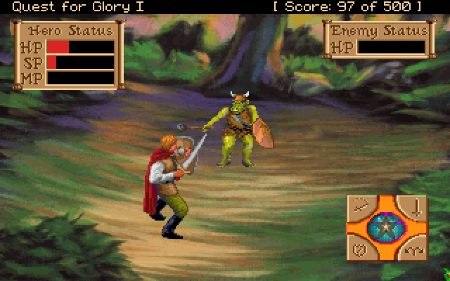 Quest for Glory 1 VGA Screenshot Wallpaper 117
