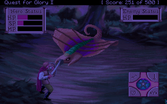 Quest for Glory 1 VGA Screenshot Wallpaper 123