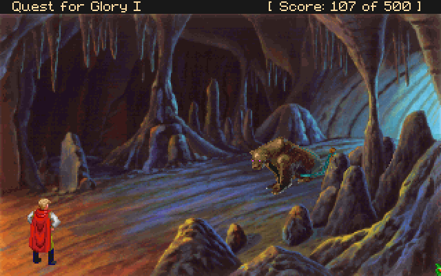 Quest for Glory 1 VGA Screenshot Wallpaper 126