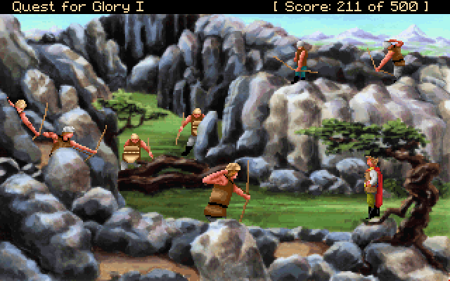 Quest for Glory 1 VGA Screenshot Wallpaper 138