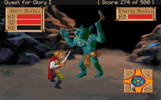 Quest for Glory 1 VGA Screenshot Wallpaper 141