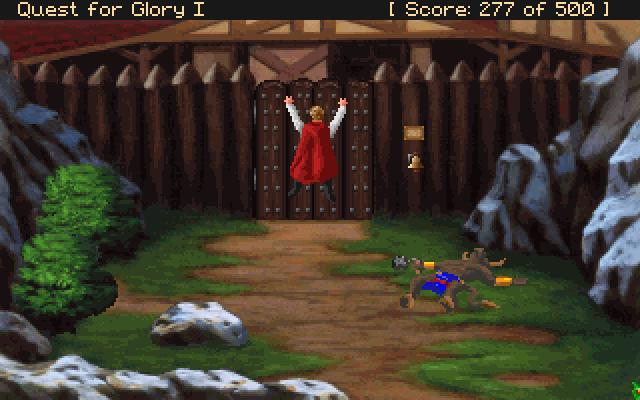 Quest for Glory 1 VGA Screenshot Wallpaper 146