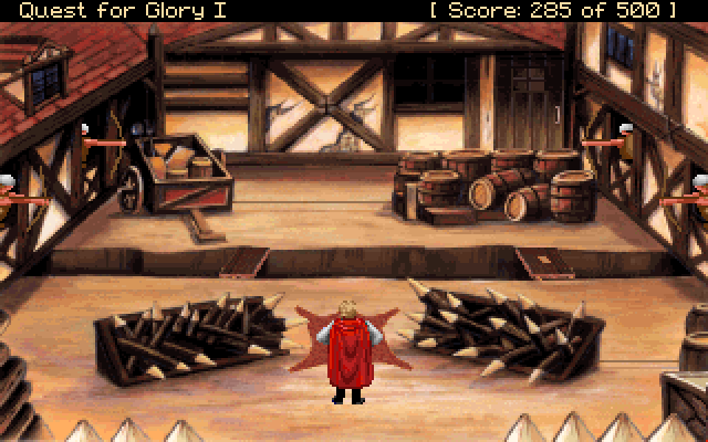 Quest for Glory 1 VGA Screenshot Wallpaper 147