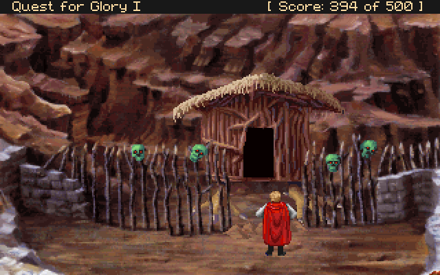 Quest for Glory 1 VGA Screenshot Wallpaper 157