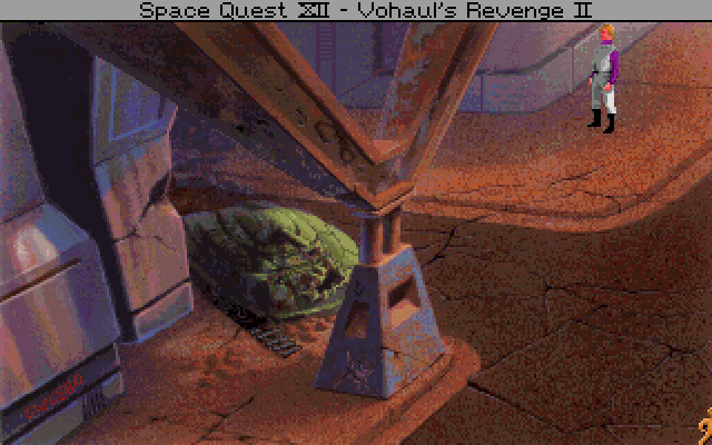 Space Quest 4 CD Screenshot Wallpaper 44
